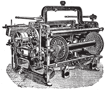 why was the power loom invented